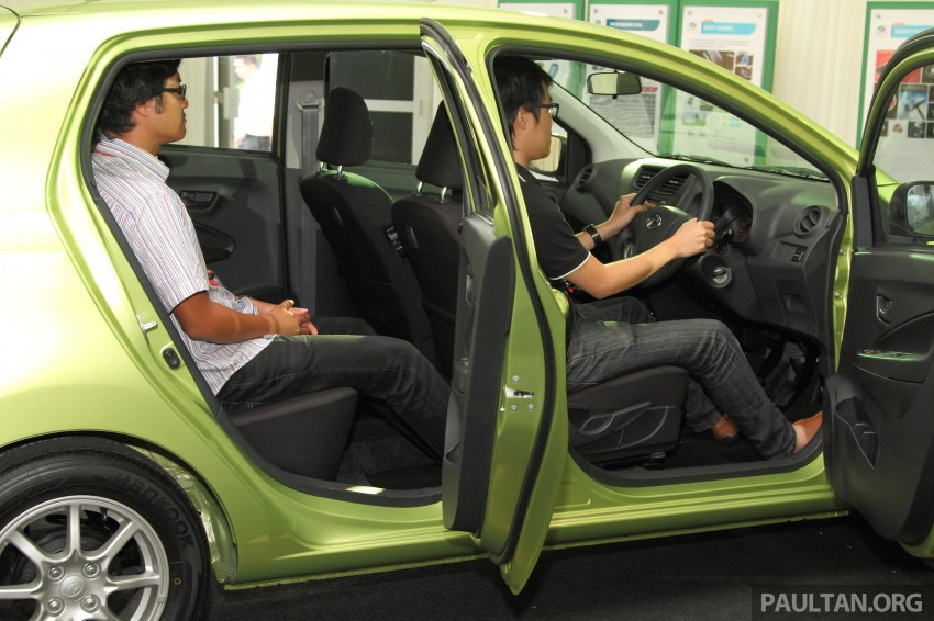 Perodua Axia launched – final prices lower than estimated, from RM24,600 to RM42,530 on-the-road Image #271818