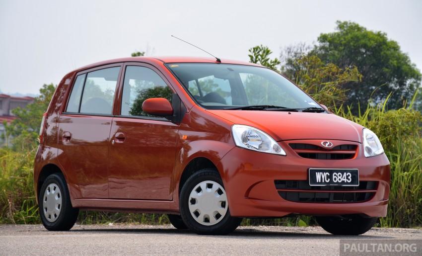 GALLERY: Perodua Axia vs Viva – a big leap forward? Image #274563