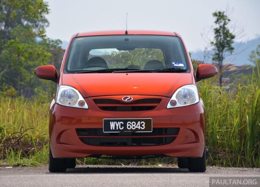 GALLERY: Perodua Axia vs Viva – a big leap forward? Image #274566