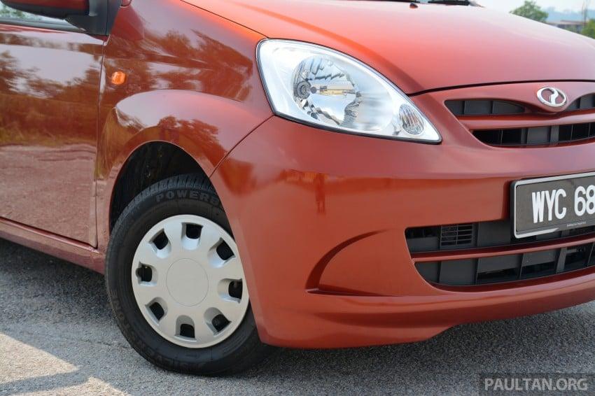 GALLERY: Perodua Axia vs Viva – a big leap forward? Image #274569