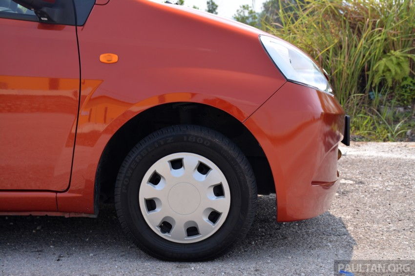 GALLERY: Perodua Axia vs Viva – a big leap forward? Image #274573
