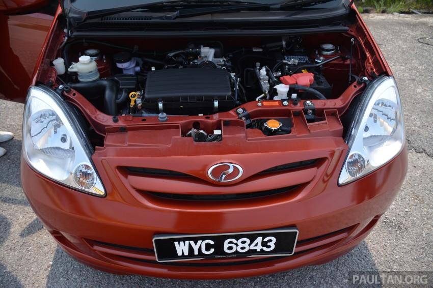 GALLERY: Perodua Axia vs Viva – a big leap forward? Image #274582