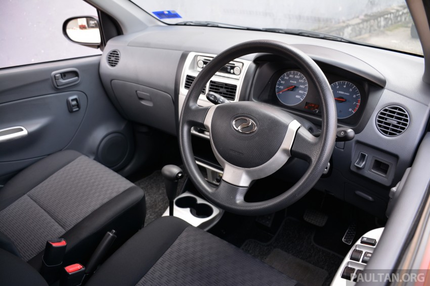 GALLERY: Perodua Axia vs Viva – a big leap forward? Image #274585