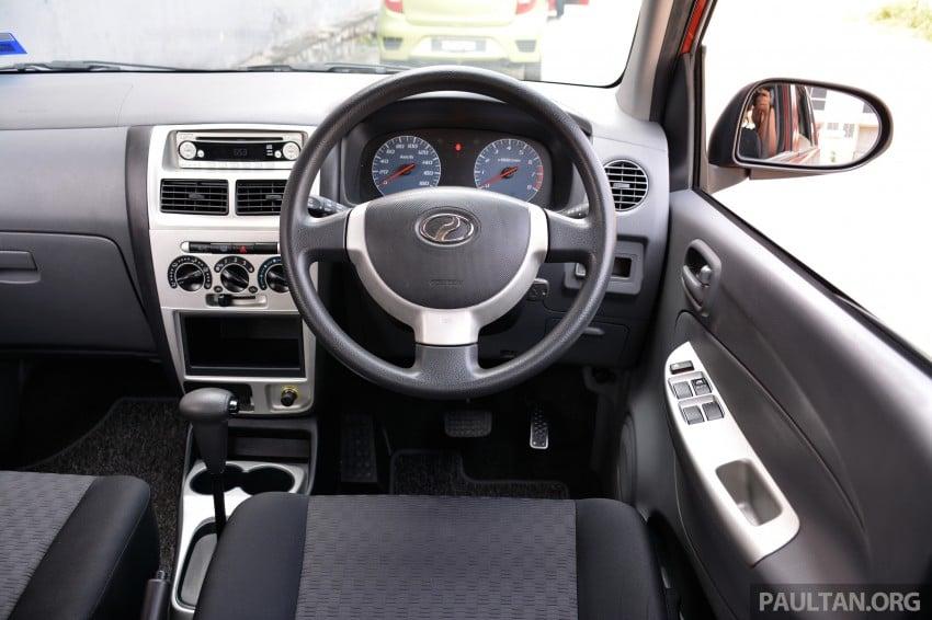 GALLERY: Perodua Axia vs Viva – a big leap forward? Image #274588