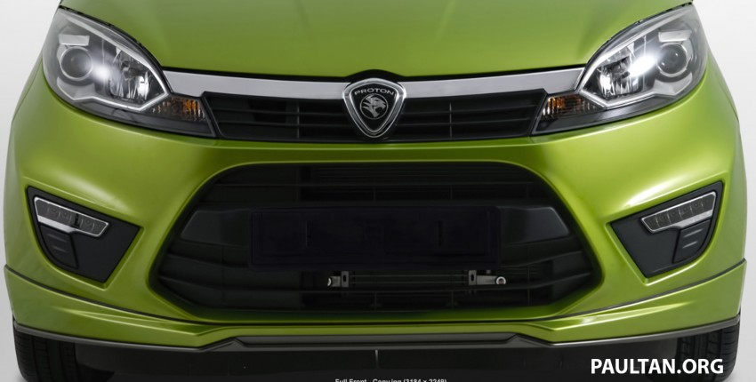 """Proton Compact Car to be launched this month, top spec of """"game changer"""" to match direct rival in price Image #269714"""