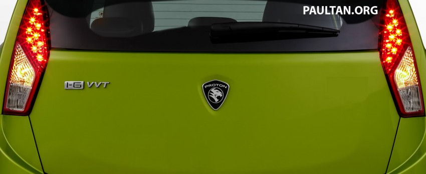 """Proton Compact Car to be launched this month, top spec of """"game changer"""" to match direct rival in price Image #269719"""