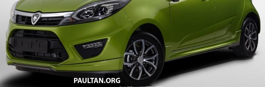 """Proton Compact Car to be launched this month, top spec of """"game changer"""" to match direct rival in price Image #269721"""