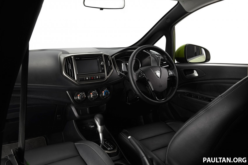 """Proton Compact Car to be launched this month, top spec of """"game changer"""" to match direct rival in price Image #269725"""