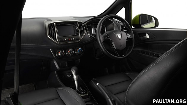 proton compact car pcc iriz dashboard cropped. Black Bedroom Furniture Sets. Home Design Ideas
