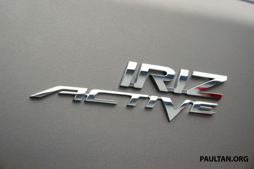 Proton Iriz Active concept unveiled with crossover looks, high-tech additions – production possible Image #275638