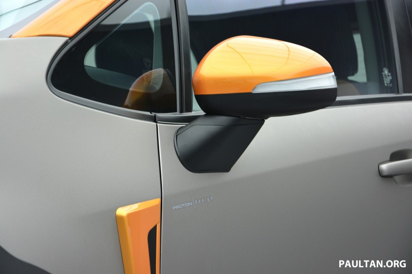 Proton Iriz Active concept unveiled with crossover looks, high-tech additions – production possible Image #275695