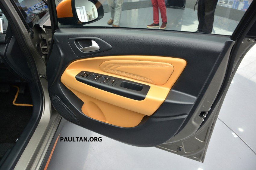 Proton Iriz Active concept unveiled with crossover looks, high-tech additions – production possible Image #275662