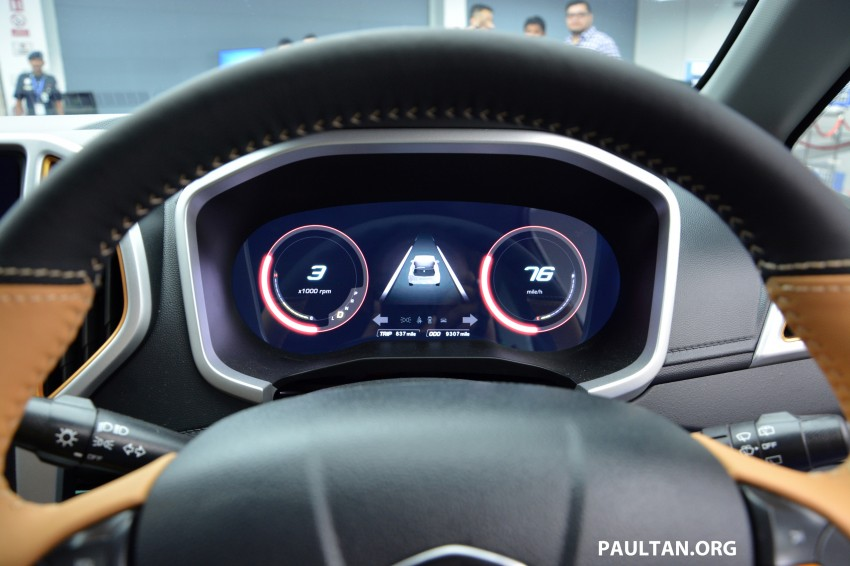 Proton Iriz Active concept unveiled with crossover looks, high-tech additions – production possible Image #275657