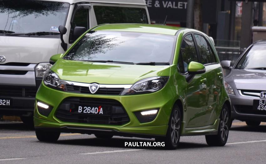 Tun Mahathir Bawak Keta Proton PCC Keta Compact Baru