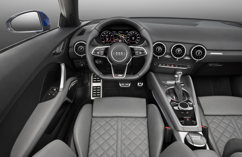 Audi TT Roadster – first official details and photos Image #274868