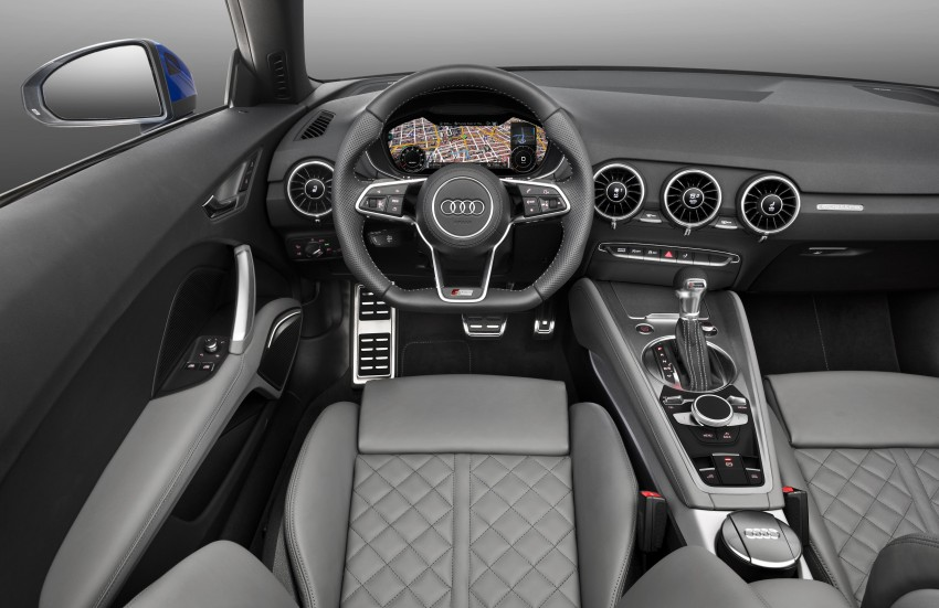 Audi TT Roadster – first official details and photos Image #274878