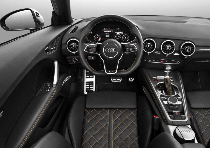 Audi TT Roadster – first official details and photos Image #274867