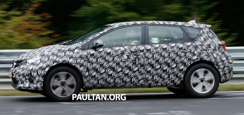 Toyota C-HR concept teased ahead of Paris reveal Image #271856