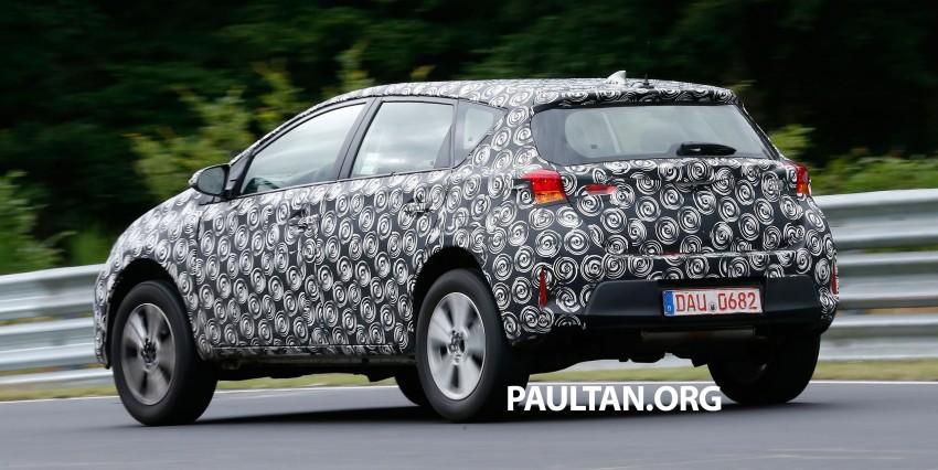 Toyota C-HR concept teased ahead of Paris reveal Image #271863