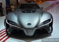 Toyota FT-1 IIMS 12