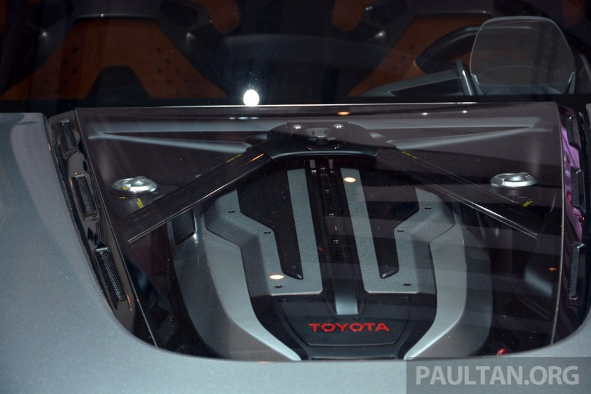 IIMS 2014: Toyota FT-1 Concept is one curvy stunner Image #274343