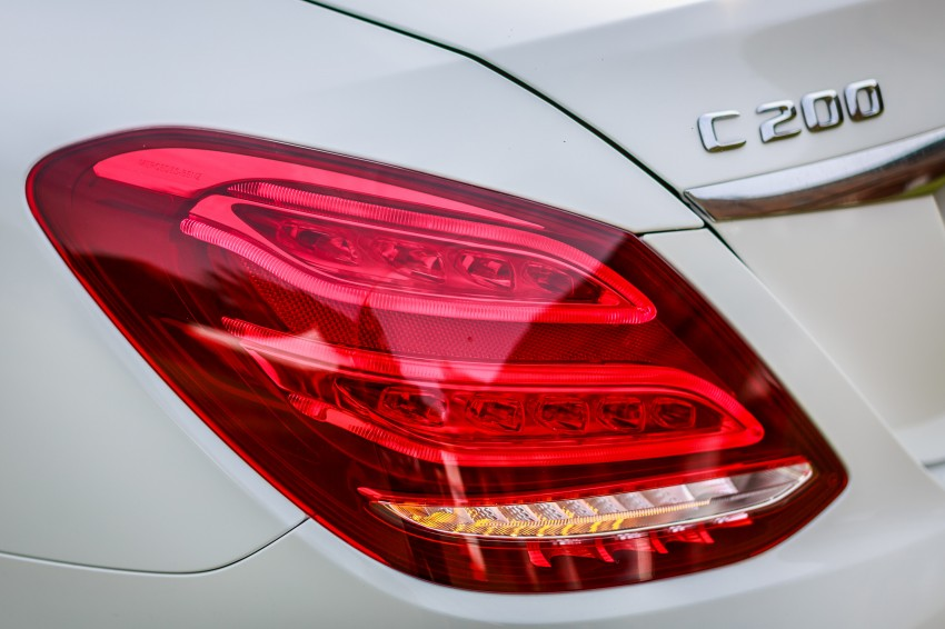 W205 Mercedes-Benz C-Class launched, from RM286k Image #272322