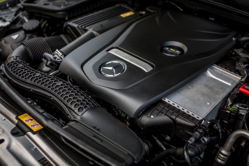 W205 Mercedes-Benz C-Class launched, from RM286k Image #272325