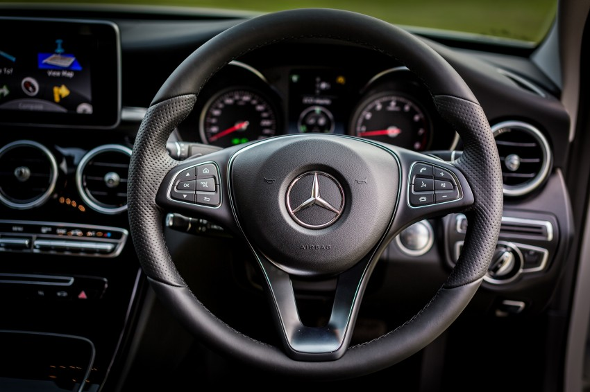 W205 Mercedes-Benz C-Class launched, from RM286k Image #272328