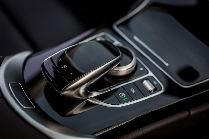 W205 Mercedes-Benz C-Class launched, from RM286k Image #272355