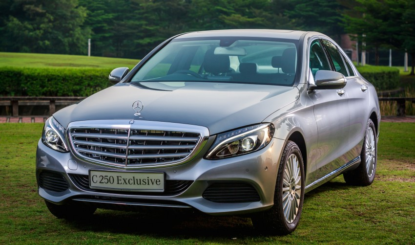 W205 Mercedes-Benz C-Class launched, from RM286k Image #272373