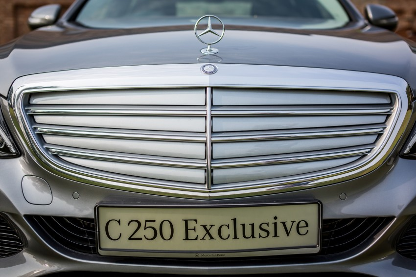 W205 Mercedes-Benz C-Class launched, from RM286k Image #272374