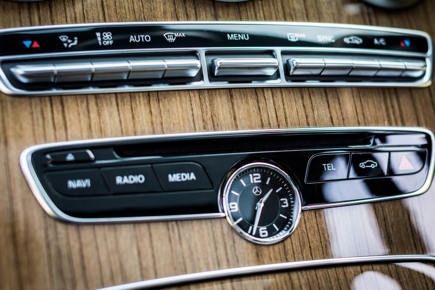 W205 Mercedes-Benz C-Class launched, from RM286k Image #272386