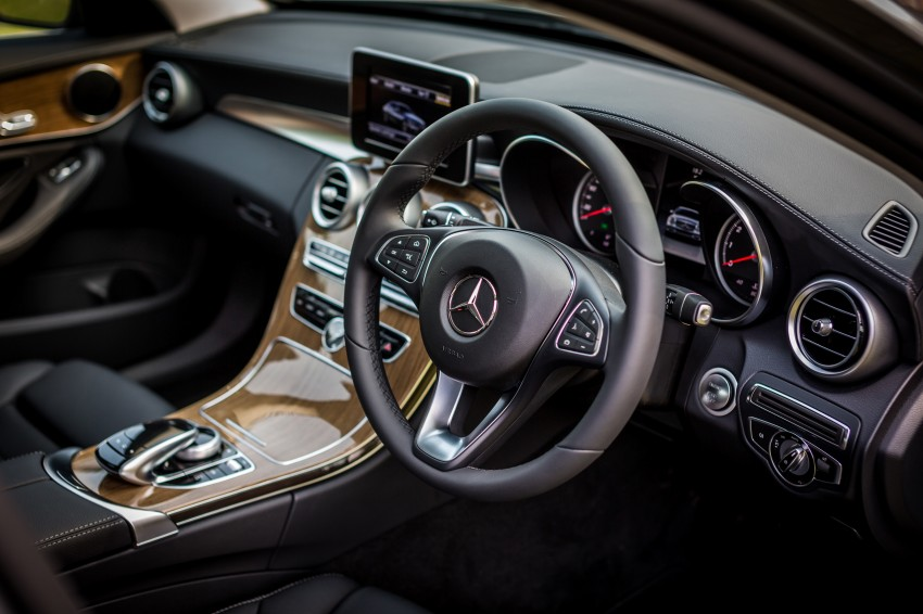 W205 Mercedes-Benz C-Class launched, from RM286k Image #272388