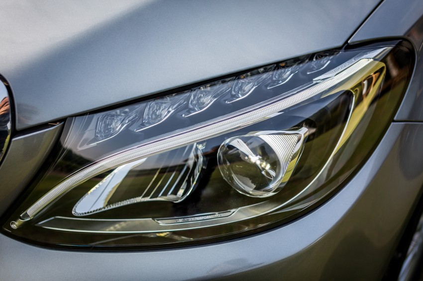 W205 Mercedes-Benz C-Class launched, from RM286k Image #272402