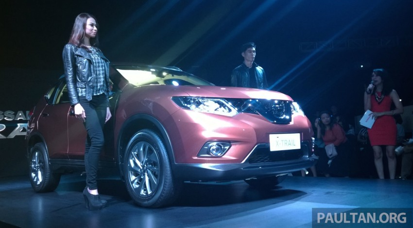 IIMS 2014: New Nissan X-Trail launched in Indonesia Image #274184