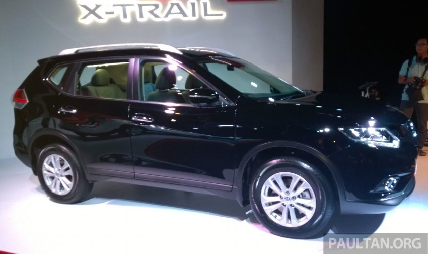 IIMS 2014: New Nissan X-Trail launched in Indonesia Image #274181
