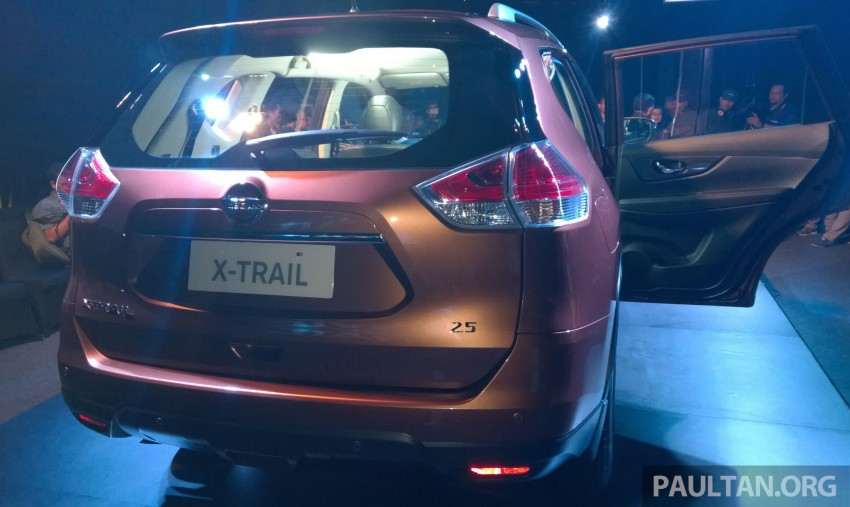 IIMS 2014: New Nissan X-Trail launched in Indonesia Image #274175