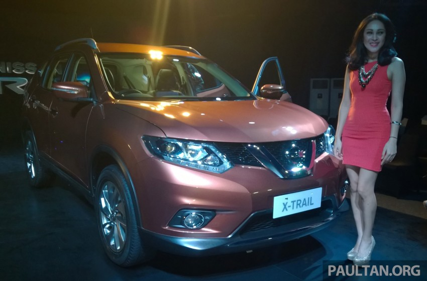 IIMS 2014: New Nissan X-Trail launched in Indonesia Image #274165