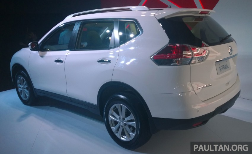 IIMS 2014: New Nissan X-Trail launched in Indonesia Image #274157