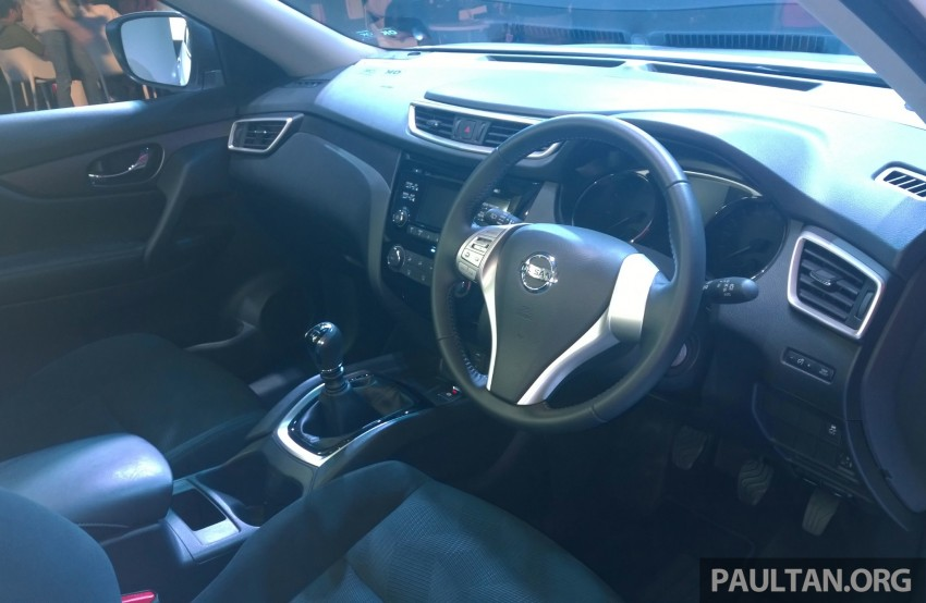 IIMS 2014: New Nissan X-Trail launched in Indonesia Image #274160