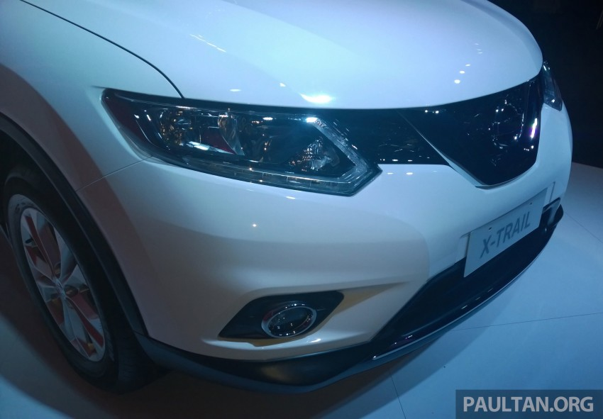 IIMS 2014: New Nissan X-Trail launched in Indonesia Image #274156