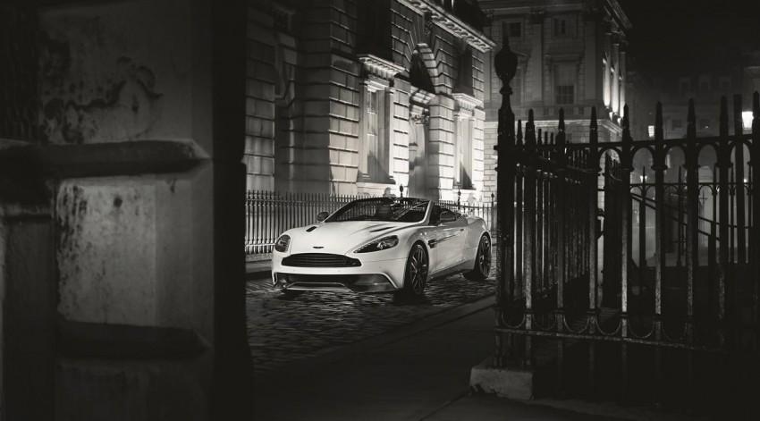 Aston Martin Vanquish Carbon Edition unveiled Image #270920