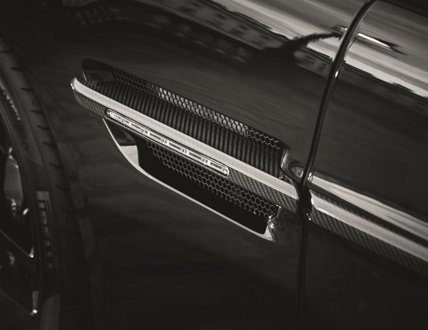 Aston Martin Vanquish Carbon Edition unveiled Image #270927