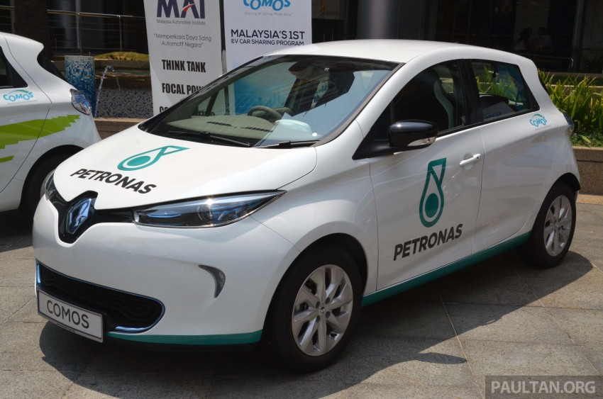 COMOS introduces EV car-sharing programme to the public, official launch to take place next month Image #274275