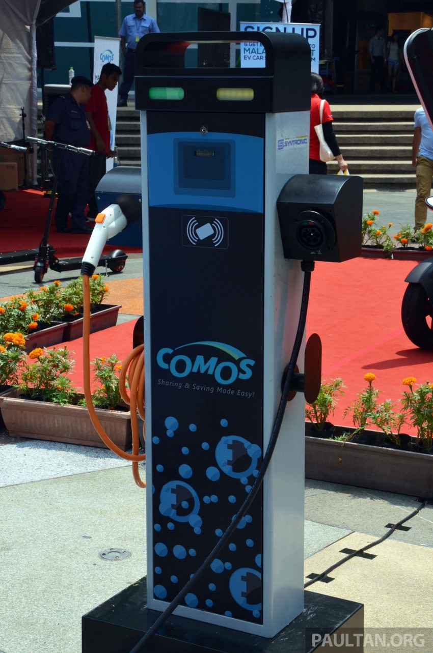 COMOS introduces EV car-sharing programme to the public, official launch to take place next month Image #274279