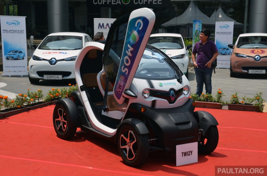 COMOS introduces EV car-sharing programme to the public, official launch to take place next month Image #274282