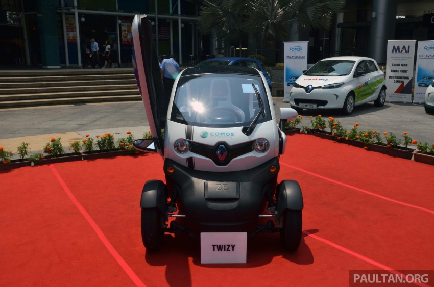 COMOS introduces EV car-sharing programme to the public, official launch to take place next month Image #274289