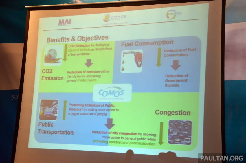 COMOS introduces EV car-sharing programme to the public, official launch to take place next month Image #274293