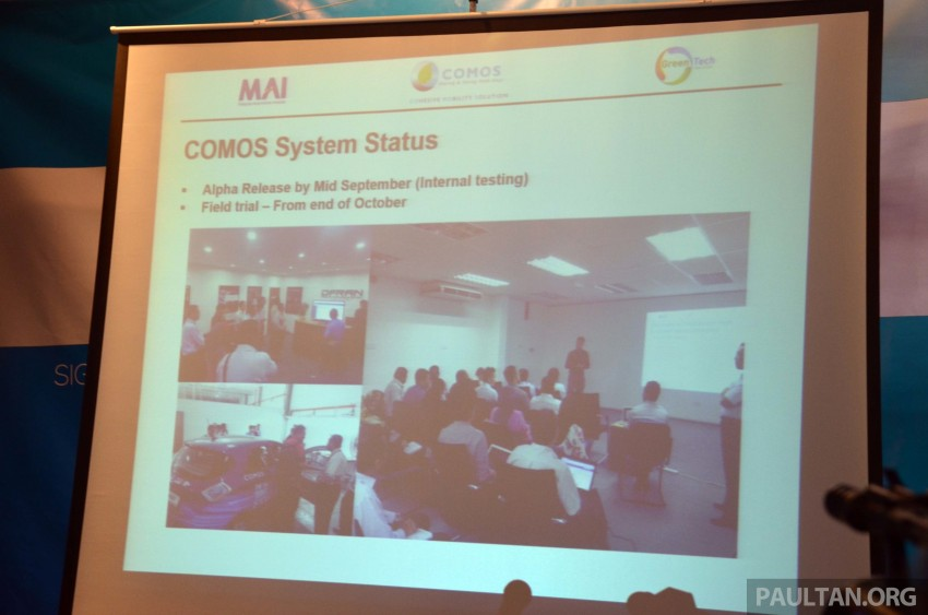 COMOS introduces EV car-sharing programme to the public, official launch to take place next month Image #274301