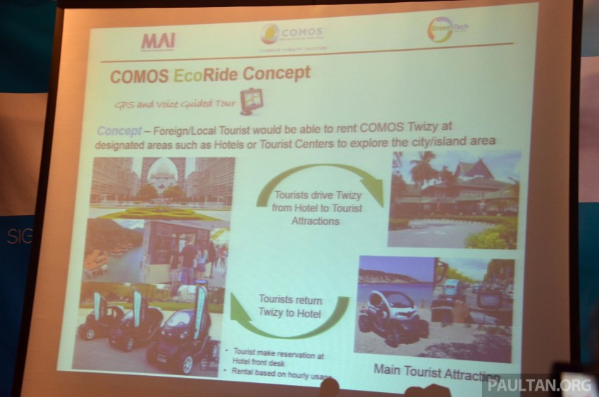 COMOS introduces EV car-sharing programme to the public, official launch to take place next month Image #274306